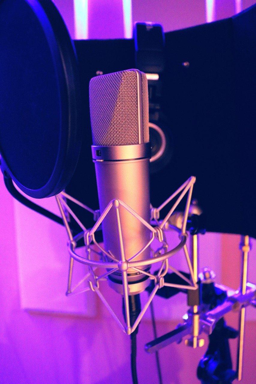 music, studio, music studio